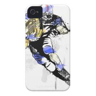 horn football Case-Mate iPhone 4 cases
