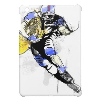 horn football iPad mini case
