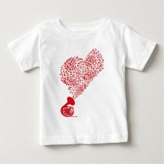 Horn_Music Baby T-Shirt