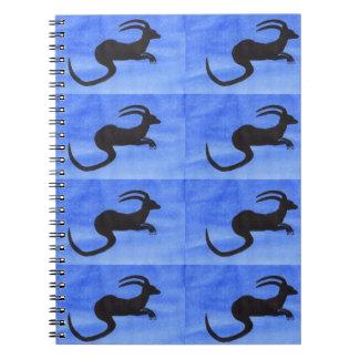 Horned Beast Notebook