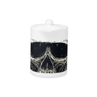 Horned Devil Skull