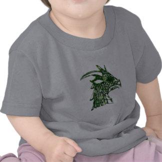 Horned Dragon Baby T-Shirt