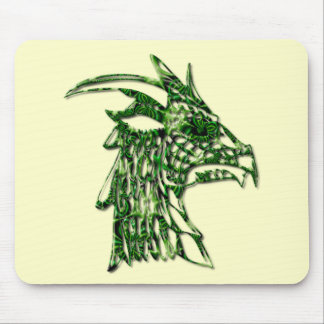 Horned Dragon Mouse Pad