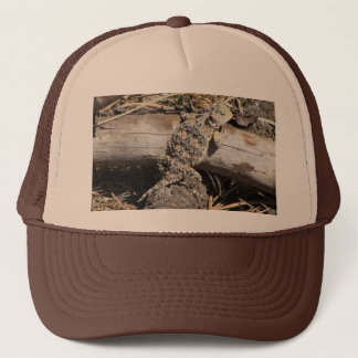 Horned Lizard Trucker Hat