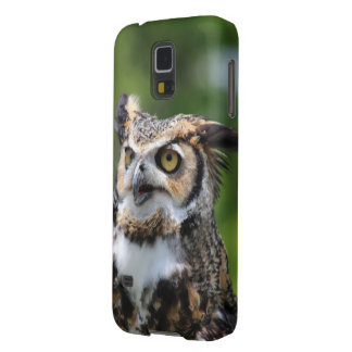 Horned Owl Galaxy S5 Cases