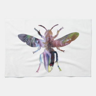 Hornet Tea Towel