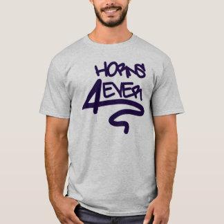 Horns 4ever! T-Shirt