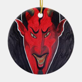 Horny Ceramic Ornament