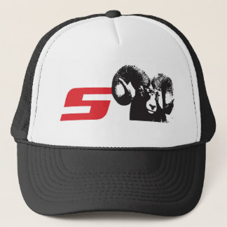 Horny Ram trucker cap