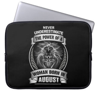 Horoscope August Laptop Sleeve