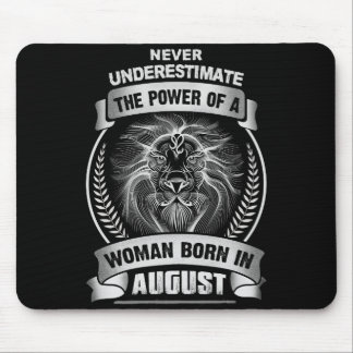 Horoscope August Mouse Pad