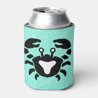 Horoscope Cancer Sign, Crab Symbol Can Cooler