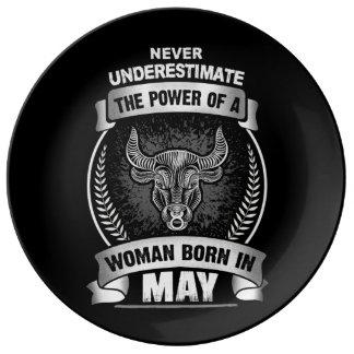 Horoscope May Plate