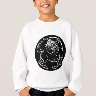 Horoscope Sagittarius Centaur Zodiac Sign Sweatshirt