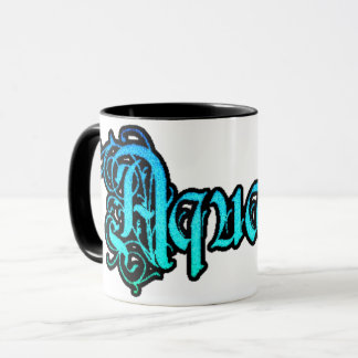 Horoscope Sign Aquarius Coffee Mug