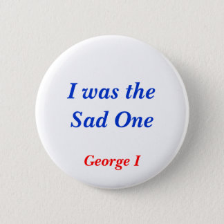 Horrible Histories Sad One 6 Cm Round Badge
