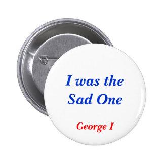 Horrible Histories Sad One 6 Cm Round Badge