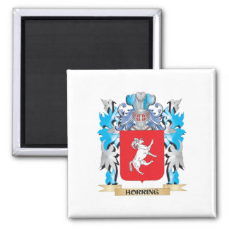 Horring Coat of Arms - Family Crest Refrigerator Magnets