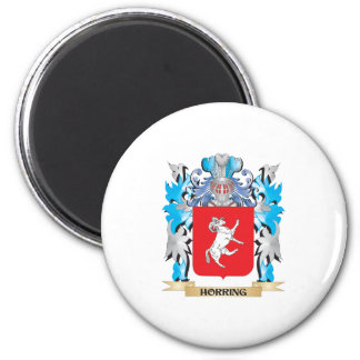 Horring Coat of Arms - Family Crest Magnets