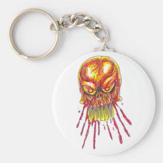 Horror Art Keychain