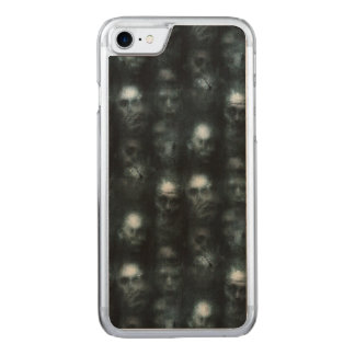 Horror Carved iPhone 8/7 Case