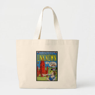 Horror Comics: Into the Unknown 61. Canvas Bag