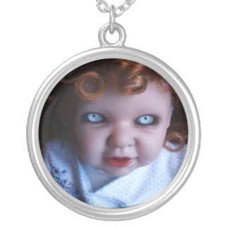 Horror Doll Spooky Necklace