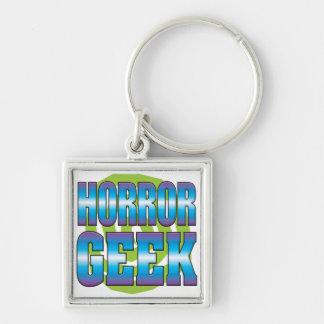Horror Geek v3 Keychains