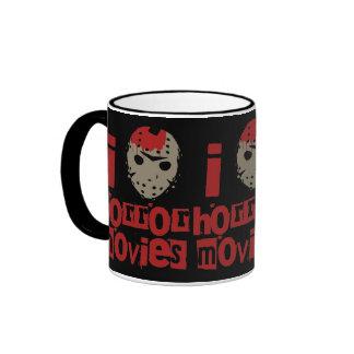 Horror Movie Love Coffee Mug