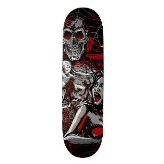 Horror movie Monsters show spookshow Skateboard
