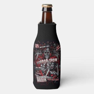 Horror movie Monsters spook show Bottle Cooler