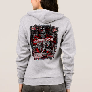 Horror movie Monsters spook show Hoodie