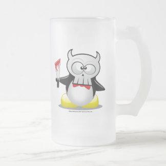 Horror Movie Penguin Coffee Mugs