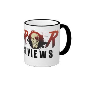 Horror Movie Reviews Logo Mug