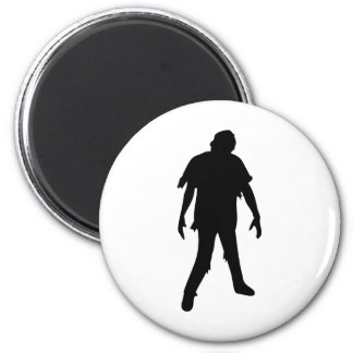 Horror Movie Zombie Dead Death 6 Cm Round Magnet