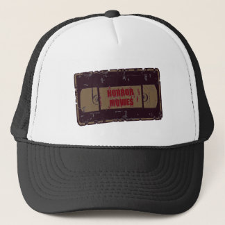Horror Movies -Video Cassette Trucker Hat