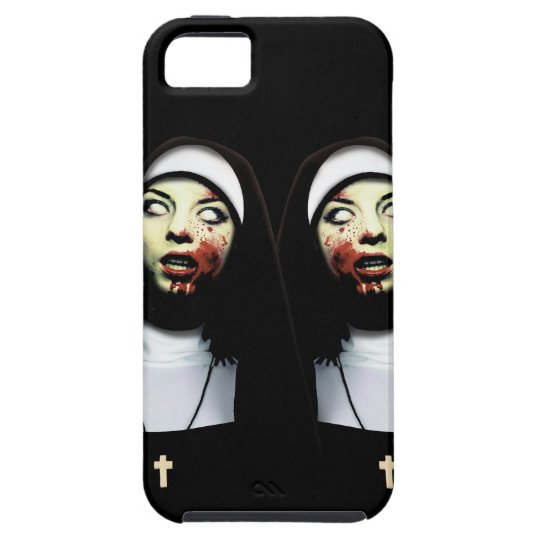 Horror nuns case for the iPhone 5