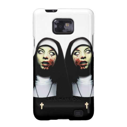 Horror nuns galaxy SII covers