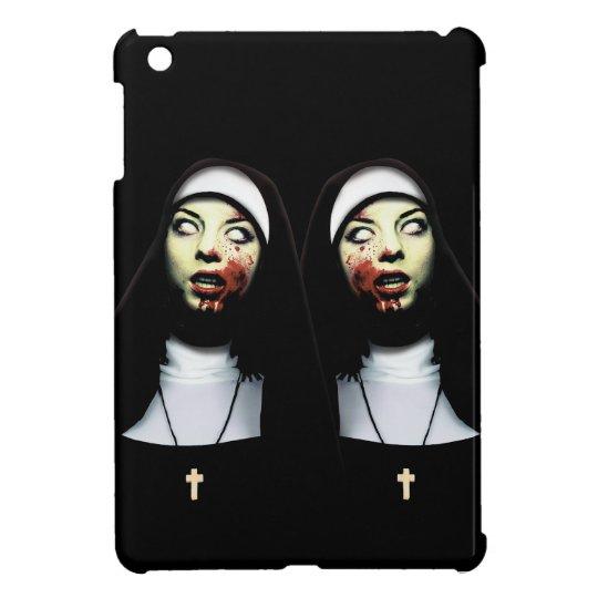 Horror nuns iPad mini case