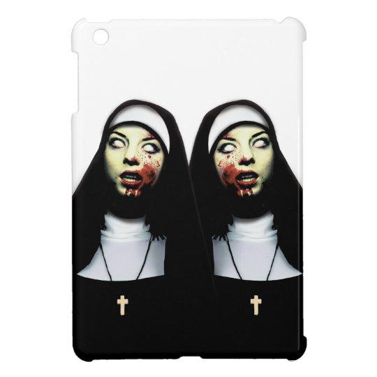 Horror nuns iPad mini cover