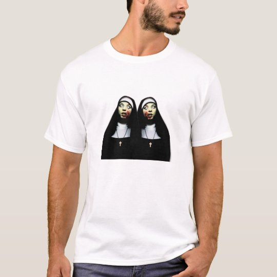 Horror nuns T-Shirt