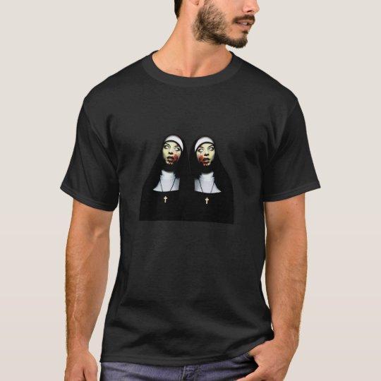 Horror nuns T-Shirt