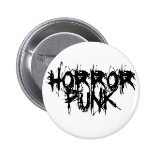 Horror Punk Pins