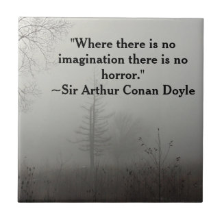 Horror Quote Tile