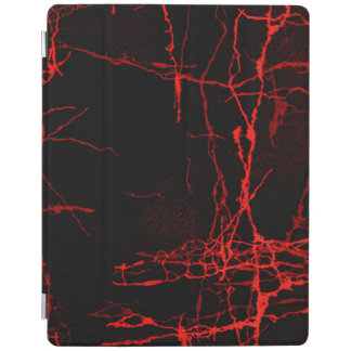 Horror Red iPad Cover