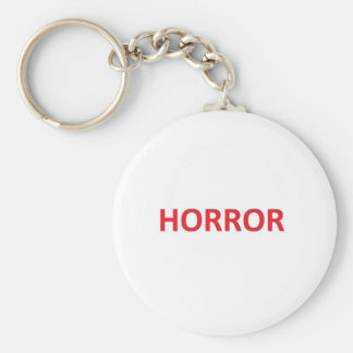 HORROR RED KEY CHAINS
