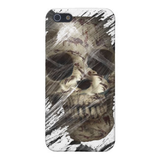 horror Skull iPhone 5 Matte Finish Case iPhone 5/5S Covers