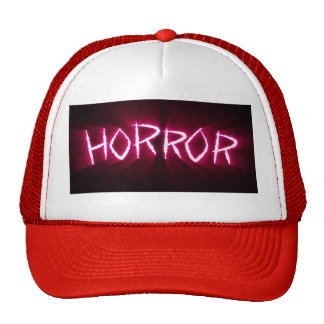 Horror Trucker Hat