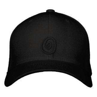 HorrorCon swirl Flexfit hat Embroidered Baseball Caps