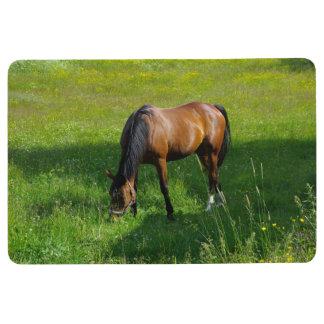 Horse #1 floor mat